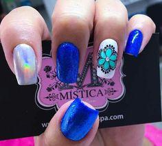 Beauty Nails, Hair Beauty, Creative Nails, Gorgeous Nails, Summer Nails, Color Combinations, Nail Art Designs, Gel Nails, Make Up