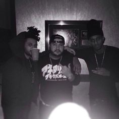 The Weeknd, CashXO, HawkXO,
