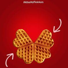 Bir dilim bile eksik olsa tadına doyamazsan haydi, waffle'ı tamamla! ❤️ #AbbasWaffleAnkara #ÇiftTıkla #İyiPazarlar