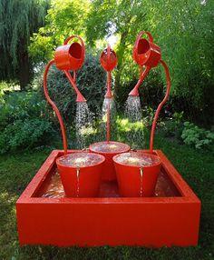 Fontaine de Jardin HALIFAX ACQUA ARTE | Fontaines de jardin ...