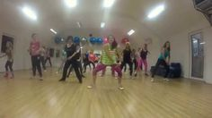 "Fifth Harmony - ""Worth it"" Zumba Fitness"