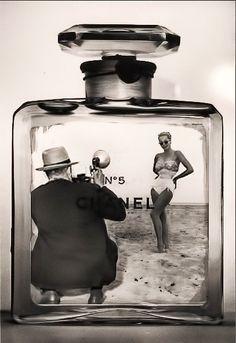 Chanel ad 1952