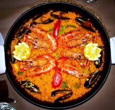 ... Paella on Pinterest   Paella recipe, Grilled seafood and Seafood