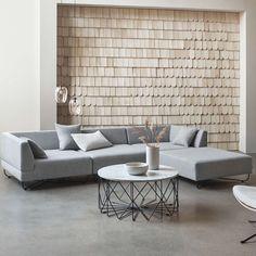 Sofas - Elegant and comfy designer sofas with stylish details Sofa Design, Canapé Design, Interior Design, Modern Luxury Bedroom, Luxurious Bedrooms, Elegant, Designer, Comfy, Chaise Longue