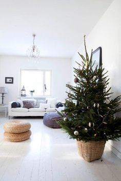 A Finnish home in the spirit of Christmas