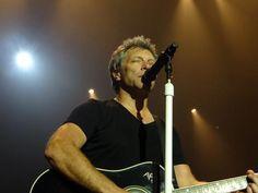Jon Bon Jovi August 2014
