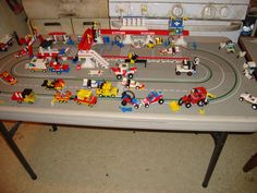 Lego speedway, Race track.