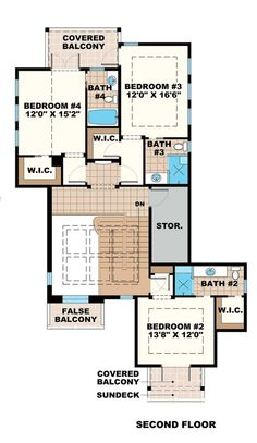Plan 27-474 - Houseplans.com
