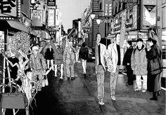 Homunculus by Hideo Yamamoto Junji Ito, Akita, Blame Manga, Homunculus, Ero Guro, Edogawa Ranpo, Japanese Horror, Japanese Artwork, Googly Eyes
