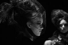 Backstage Trelise Cooper fashion week Backstage, Fashion, Moda, Fashion Styles, Fashion Illustrations