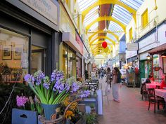 Love this place: Brixton Village Market. From Miss Immy's London