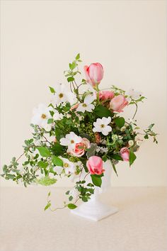 dogwood floral arrangement