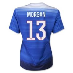 7db93f44d32 12 Best Alex Morgan images | Football shirts, Alex morgan soccer ...