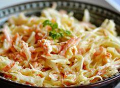 Nejlepší recepty na salát Coleslaw | NejRecept.cz