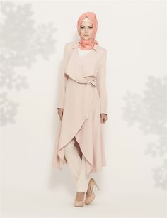 @hijabmuseum #hiijabmuseum http://www.hijabmuseum.com love this look Hijab fashion - modern and I love it