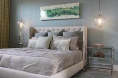 44 Wonderful Traditional Lighting To Rock This Season - 2020 Home design Bedroom Light Fixtures, Bedroom Lighting, Bedside Lighting, Bedroom Table, Home Decor Bedroom, Bed Room, Bedding Decor, Chic Bedding, Floral Bedding