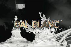 Monumenta 2012. Daniel Buren  « Excentrique(s), travail in situ » 380 000 m3Pour clôturer en musique Monumenta 2012, > We Love Art, en association avec > The Creators Project, à organisé le Bal Blanc, sous la verrière du Grand Palais et au cœur même de l'œuvre de l'artiste.Programmation : Four Tet, Caribou et Jamie XX Production : BeyonderRéalisation : David MaginotMusique : Get Busy ft. Skepta (Jamie Grind Remix)
