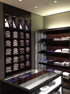 Tom Ford, Mens Department.