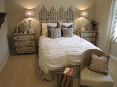 Looking for bedroom ideas? Check out this cute Equestrian theme! #horses #decor