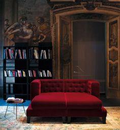 HALL SOFA Designed by Rodolfo Dordoni   Switch Modern