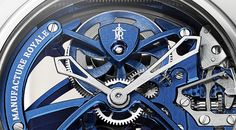 Manufacture Royale Androgyne Royale Steel Watch Watch Releases