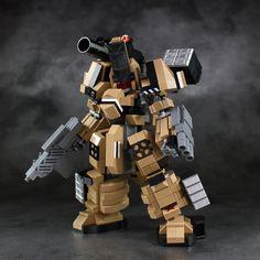 MFS-04 Bison by LEGO DOU Moko http://flic.kr/p/Kr8Xio