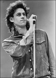 """Bob Geldof, 1951 musician, singer, songwriter, actor. Lead singer of The Boomtown Rats... he co-wrote """"Do They Know It's Christmas""""... and in 1984 he and Midge Ure founded the charity supergroup Band Aid to raise money for famine relief in Ethiopia. They went on to organise the charity super-concert Live Aid the following year and the Live 8 concerts in 2005. Geldof currently serves as an adviser to the ONE Campaign, founded by fellow Irish humanitarian Bono. More"""