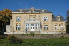 Manor Kołybki, District of Damasławek, Wielkopolska Province