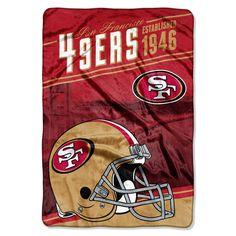 NFL San Francisco 49ers Blanket