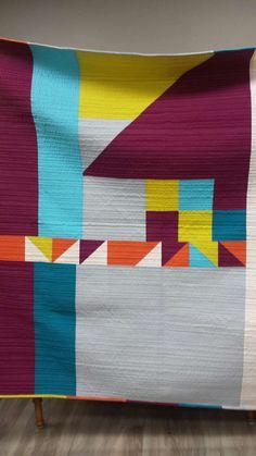 Pyramids: Edmonton MQG's Quiltcon Charity Quilt...