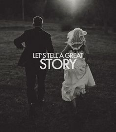 Yes....all a girl wants is a GREAT story :)