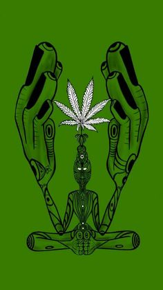 by Miny Colares - March of the T-shirt Art Contest Marijuana Belo Horizonte
