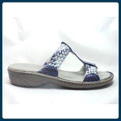 Jenny, Damen Clogs & Pantoletten  blau blau, blau - blau - Größe: 36.5 - Clogs für frauen (*Partner-Link)