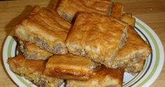 Be The Hostess With The Mostest With These Sausage And Cheese Squares