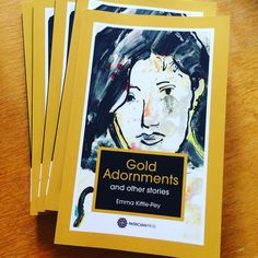 Gold Adornments and other stories At Least, Books, Gold, Livros, Libros, Book, Book Illustrations, Libri, Yellow