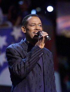 Luther Vandross, 1951-2005 - American songwriter, Musician and record producer died at age 54.