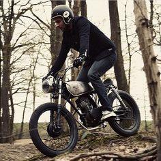 #motorcycles #scrambler #motos   caferacerpasion.com