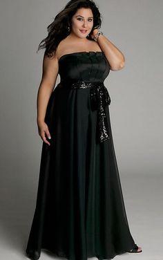 cutethickgirls.com plus size black dresses (08) #cuteplus