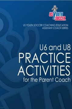 US Youth Soccer Practice Activities U6 Soccer Drills, Soccer Drills For Kids, Football Drills, Soccer Skills, Soccer Games, Soccer Tips, Soccer Snacks, Pe Games, Parent Coaching