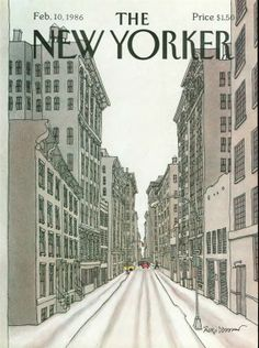 Roxie Munro | The New Yorker Covers