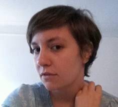 lena dunham short hair - Google Search