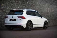 ABT neemt Volkswagen Tiguan onder handen
