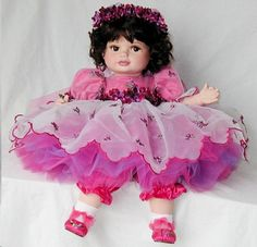 marie osmond olive may | NRFB Marie Osmond OLIVE MAY LOVING TRIBUTE Porcelain Doll #C15776 w ...