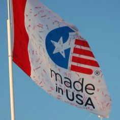 2012 Made in the USA partnership with Max Gresham to promote manufactures to get certified as an American made manufacturer or grower.  Also to ask Americans to pledge to purchase products made/grown in the USA.