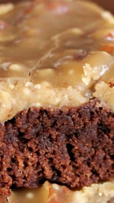 New Orleans Praline Brownies Recipe