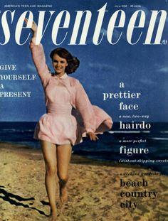 Seventeen Magazine - June 1959