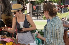 St Philips Plaza Tucson Farmers Market Photographed by Michael P. Moriarty #FoodInRoot