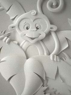 Awesome Paper Illustrations by Carlos Meira