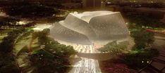 Massar Children Discovery Centre by Henning Larsen Architects