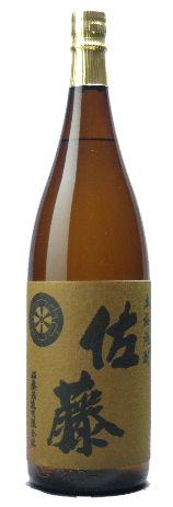佐藤 麦 Sato Mugi: 麦 Barley Shochu from Sato Shuzo Co., Ltd. in Kagoshima prefecture, Japan